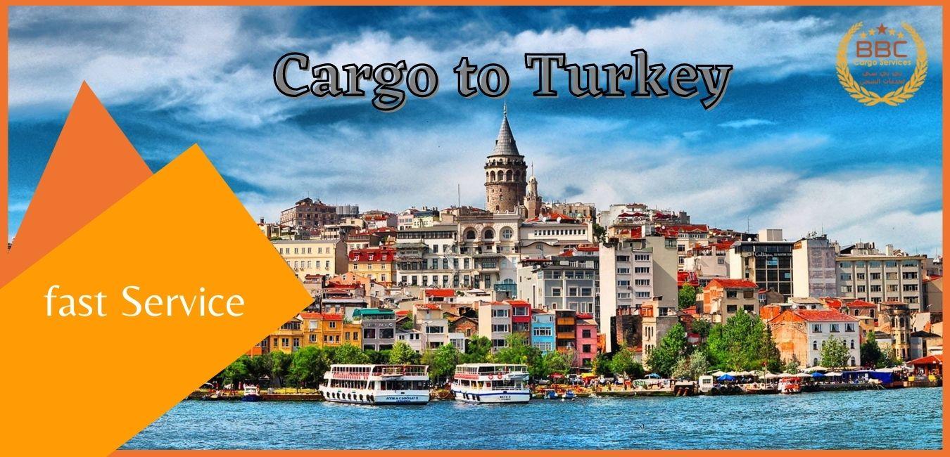 Cargo to Turkey