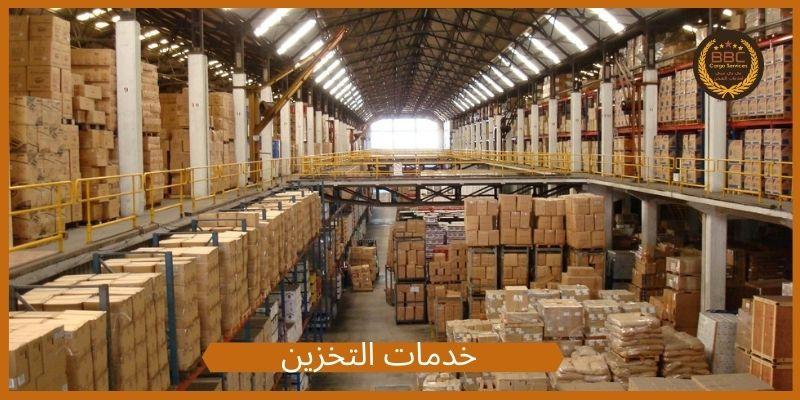 تخزين اثاث في دبي