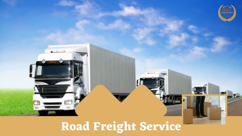 Road freight services uae