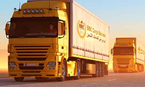 Cargo Shipping | BBC Logistics Transportation Service UAE