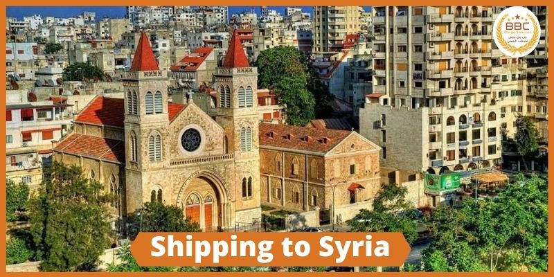 Shipping to Syria
