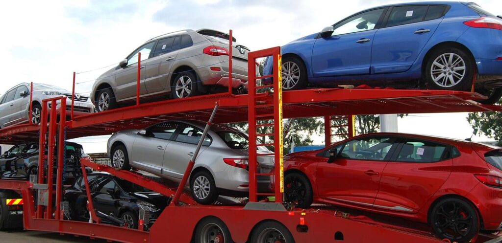 Car Shipping from Dubai to Iraq