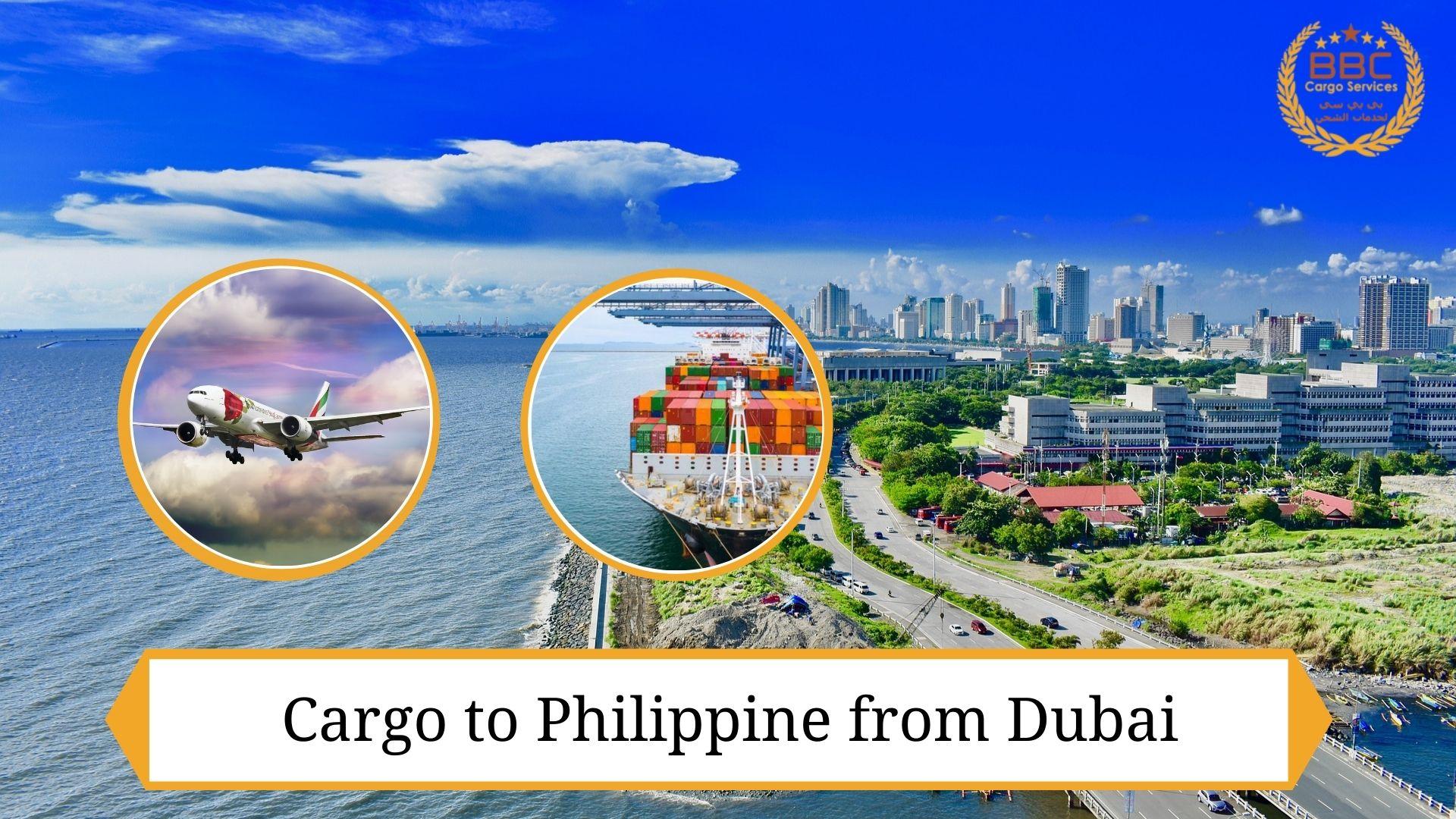 Cargo to Philippine
