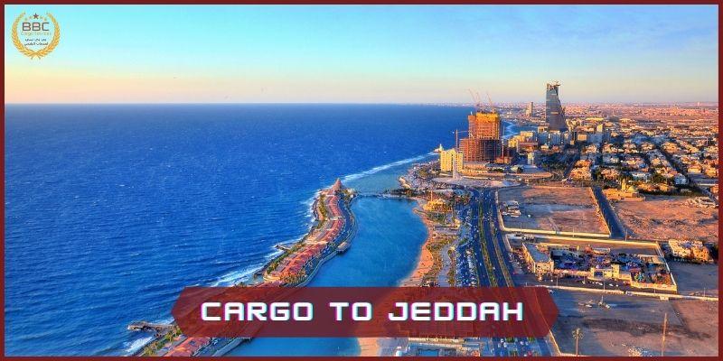 Cargo to Jeddah