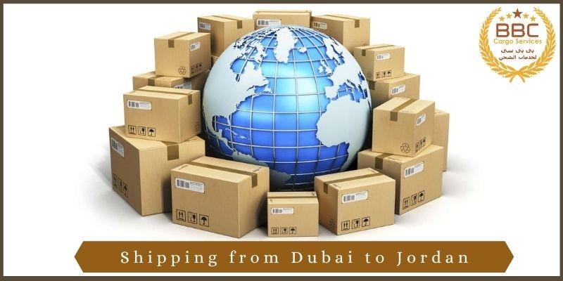 shipping to jordan