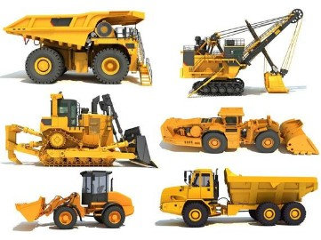 heavy machinery shipping