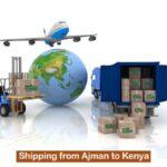 شحن من عجمان الي كينيا